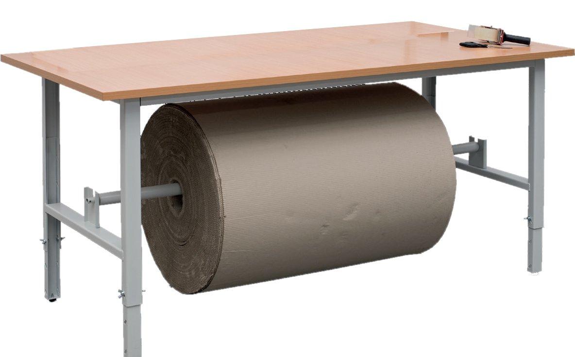 Stół kompletacyjny z uchwytem dolnym