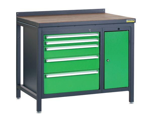 Stół warsztatowy PSS01D/L5L10