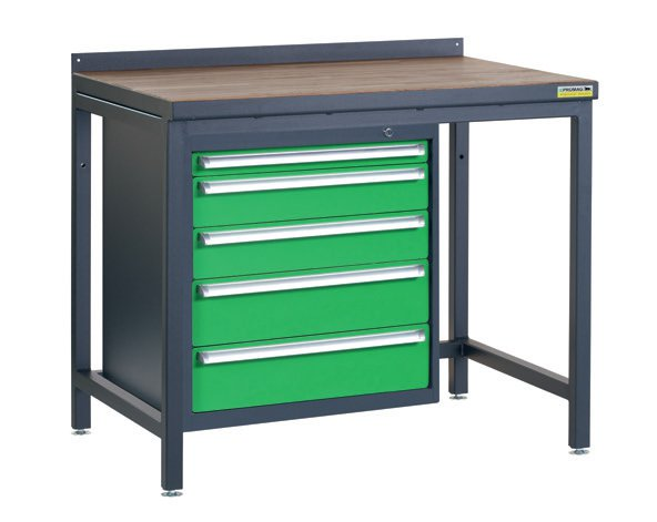 Stół warsztatowy PSS01D/L4
