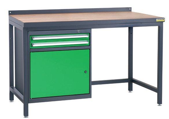 Stół warsztatowy PSS02D/L2