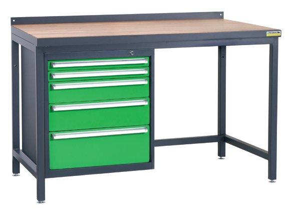Stół warsztatowy PSS02D/L5