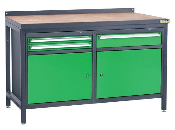 Stół warsztatowy PSS02D/L2L3