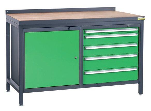 Stół warsztatowy PSS02D/L1L4