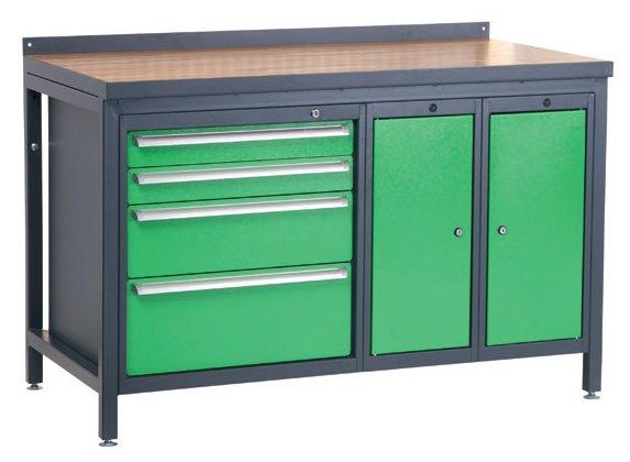 Stół warsztatowy PSS02D/L6L10L10