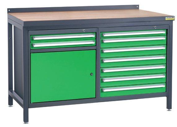 Stół warsztatowy PSS02D/L2L8