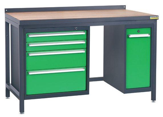 Stół warsztatowy PSS02D/L6L9