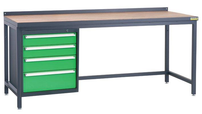 Stół warsztatowy PSS03D/L7