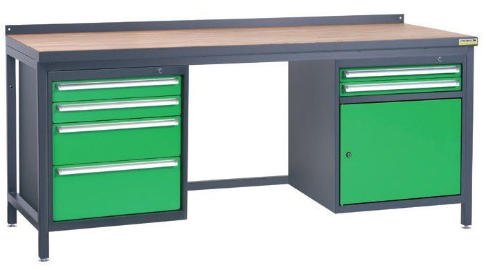 Stół warsztatowy PSS03D/L6L2