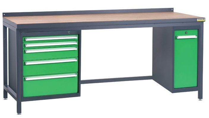 Stół warsztatowy PSS03D/L5L9