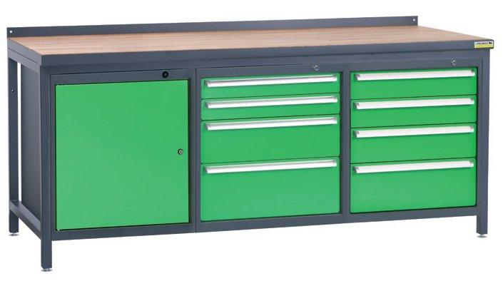 Stół warsztatowy PSS03D/L1L6L7