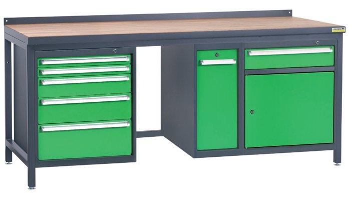 Stół warsztatowy PSS03D/L5L9L3