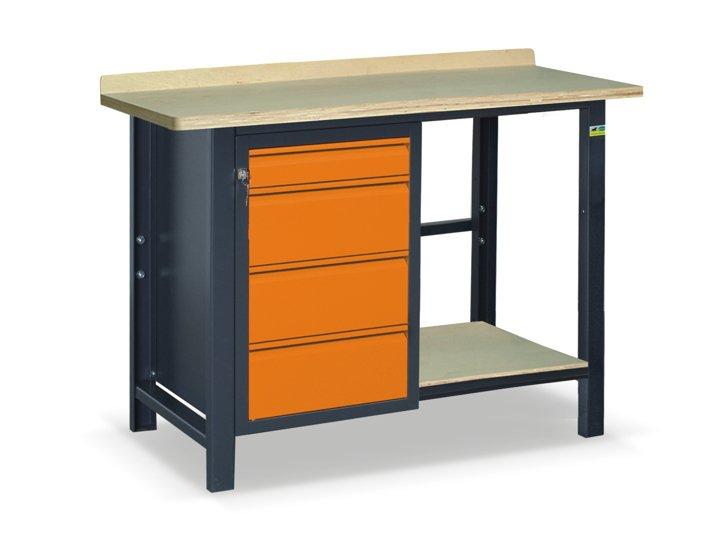 Stół warsztatowy SS01L/F/PL45