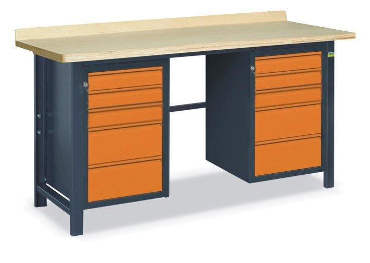 Stół warsztatowy SS02L/HH
